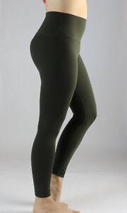 335f4820d4e627 Lululemon Align Pant II size 6 Dark Olive NWT Green Yoga Gym Pants ...