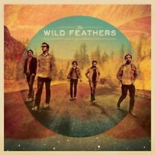 The  Wild Feathers by The Wild Feathers (CD, Aug-2013, Warner Bros.)
