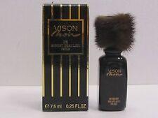 Vison Noir De Robert Beaulieu Women 0.25 oz Eau de Parfum Pour Splash Mini Rare