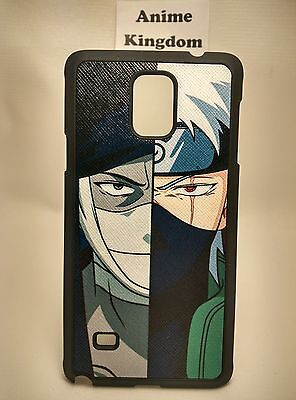 Samsung Galaxy Note 4 IV Anime Phone case Naruto Hashirama Senju vs Nine Tails