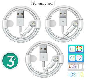 3x-100-fuer-Original-AppIe-Ladekabel-fuer-iPhone-5-6-7-8-Plus-X-XS-MAX-XR-11-iPad