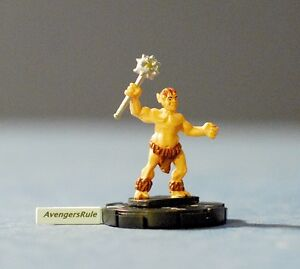 marvel heroclix hammer of thor 006 pip the troll common ebay