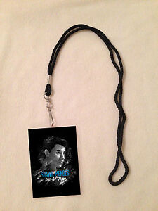 Shawn mendes world tour vip pass lanyard backstage all access rare image is loading shawn mendes world tour vip pass lanyard backstage m4hsunfo