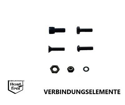 Sechskantmuttern UNC 3//8-16 ähnl DIN 934//A2 Edelstahl
