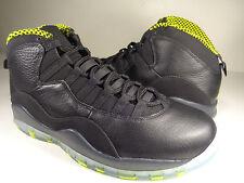 c92342d375d34d item 3 Nike Air Jordan Retro 10 X Venom Green Cool Grey Anthracite SZ 10 ( 310805-033) -Nike Air Jordan Retro 10 X Venom Green Cool Grey Anthracite SZ  10 ...