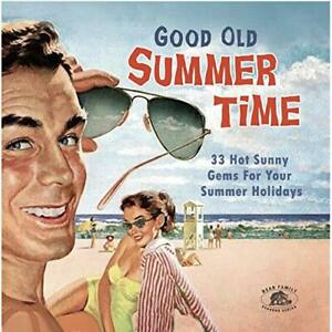 Good-Old-Summertime-33-Hot-Sunny-Gems-For-Your-Summer-Holidays-CD-NEU-OVP