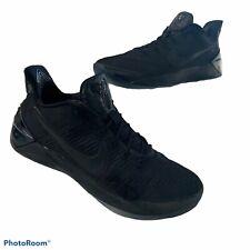 Nike Kobe A D Triple Black Ad Men Basketball Shoes Low 852425 064 10 For Sale Online Ebay