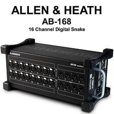 ALLEN & HEATH AB-168 16 Channel Rackmount CAT5 Digital Snake