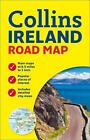 Ireland Road Map von Collins Maps (2015, Gebundene Ausgabe)