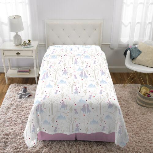 Disney Frozen 2 Kids Bed In A Bag Bedding Set Reversible Comforter Spirit