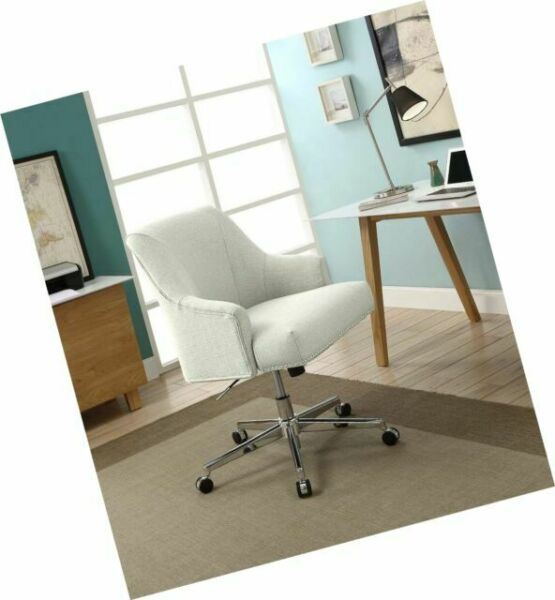 Serta Leighton Home Office Chair Ivory For Sale Online Ebay