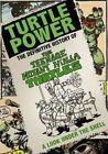 Turtle Power a Definitive History of The Teenage Mutant Ninja Turtles R1 DVD