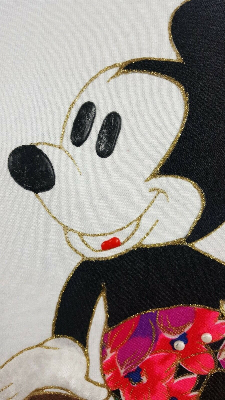 Walt Disney World Vintage 80s-90s Mickey Mouse Em… - image 3