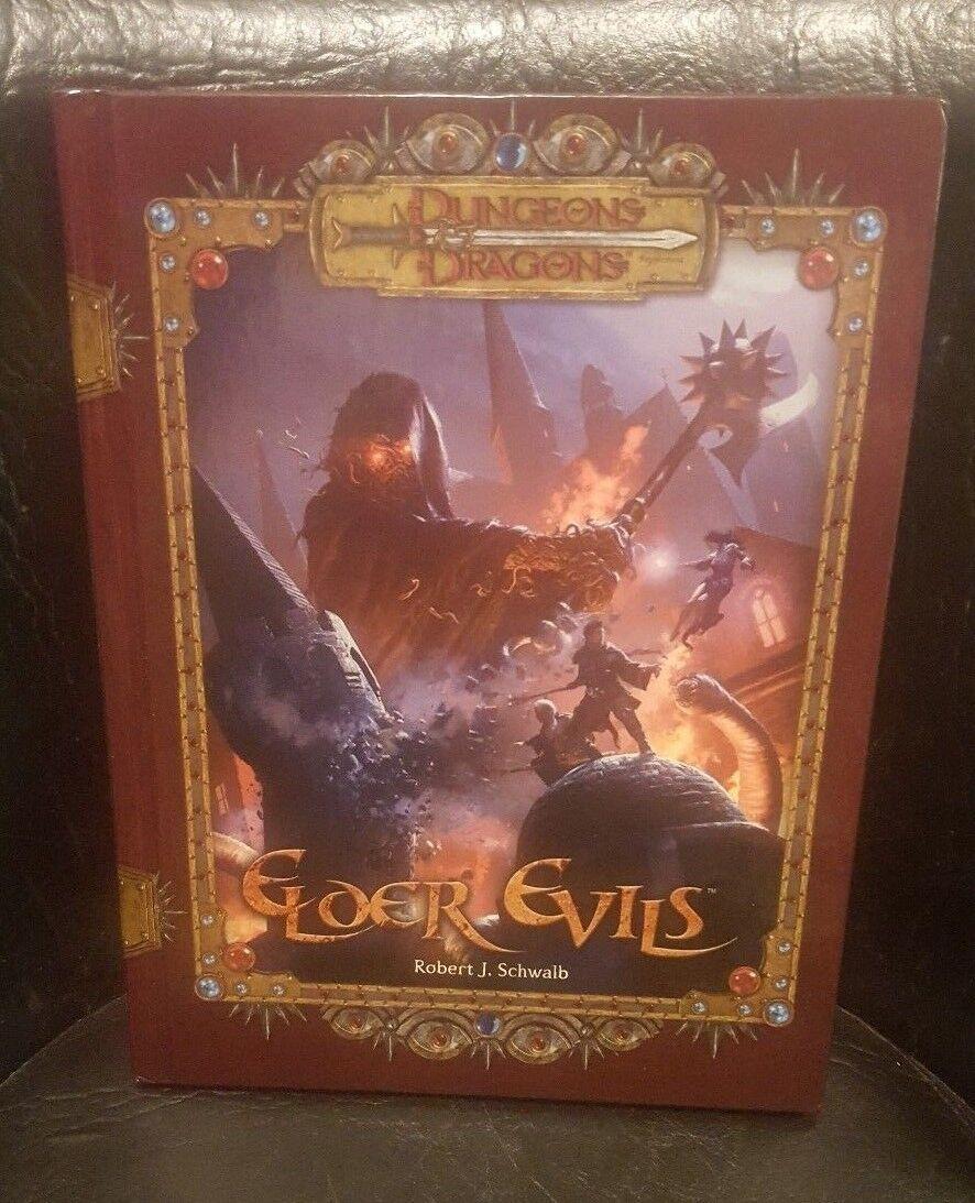 La primera edición de calabozos y Dragones 2007