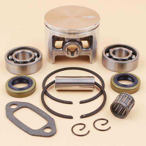 Piston Ring Pin Bearing Oil Seal For Husqvarna 272 272XP 52mm Chainsaw 503609803