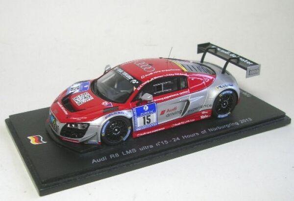 Audi R8 LMS Ultra no. 15 24 Hours of Nurburgring 2013 1 43