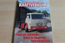 107812) Büssing Commodore - Krupp Mustang - Historischer Kraftverkehr 04/1994