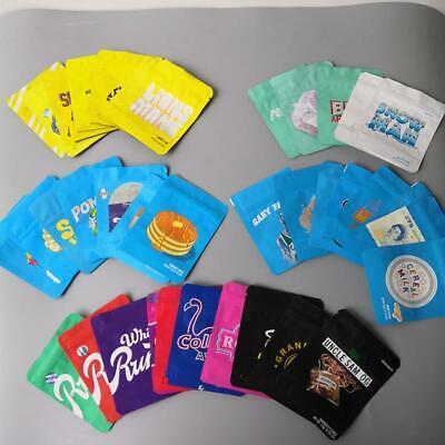 Newest KOKO Nuggz Mylar Bag Runtz Edibles Empty Zipper Packaging Bags Random