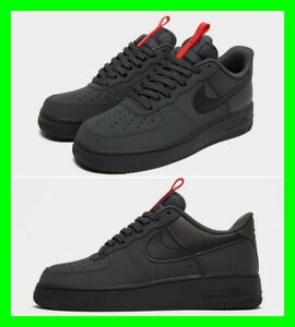 air force 1 grigio scuro