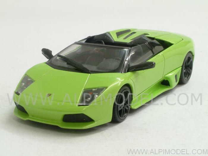 disponibile Lamborghini Lamborghini Lamborghini Murcielago LP640 stradaster 2007 verde Itaca 1 43 MINICHAMPS 400103930  risparmia fino al 70%
