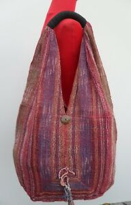 Bag Hilltribe Cotton Cotton Bag Hilltribe Shoulder Shoulder zqGLSjMpUV