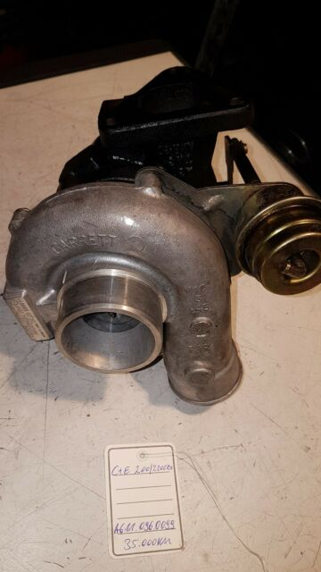 Original Turbocompresor Mercedes-Benz C Clase E 200 220 CDI 35.000km