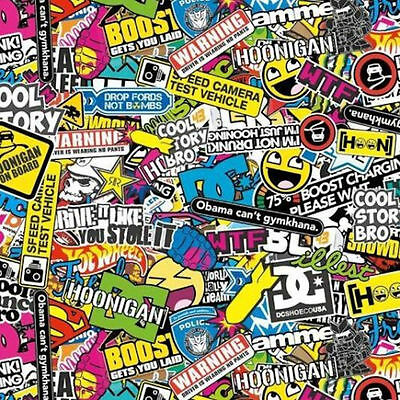 Hydrographic Water Transfer Hydro Dipping Dip Sticker Bomb 7 Film Dip Other Art Supplies