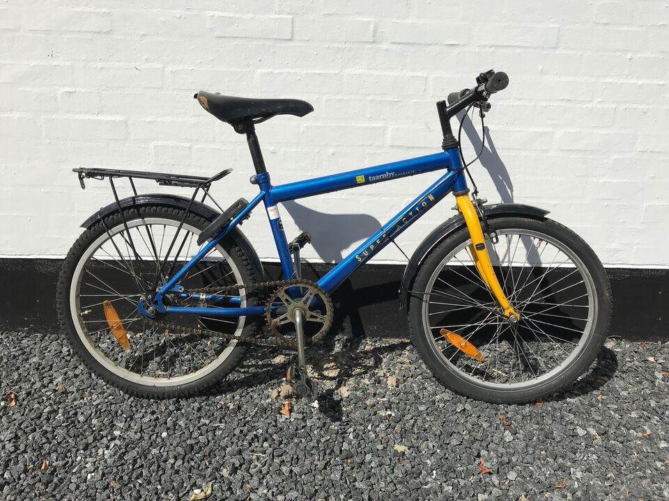 Drengecykel, classic cykel, Taarnby