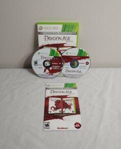 Dragon Age: Origins - Ultimate Edition (Xbox 360, 2010) 10/10 PERFECT CONDITION