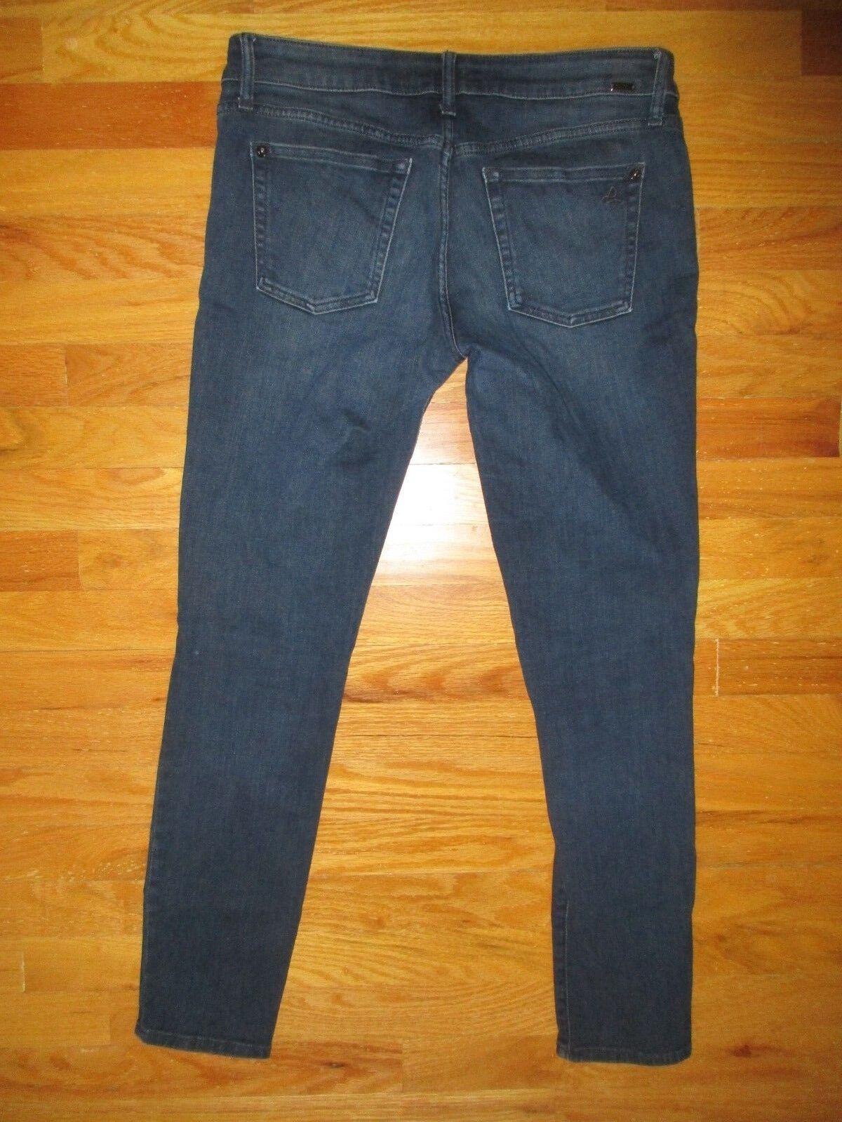 DL1961 Florence Insta Sculpt Tornado Premium Denim Skinny Jeans Size 29
