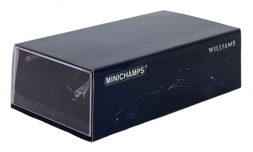 Minichamps Minichamps Minichamps williams FW37 #19 abu dhabi gp 2015 felipe massa échelle 1/43 | Attrayant Et Durable  f4bb80