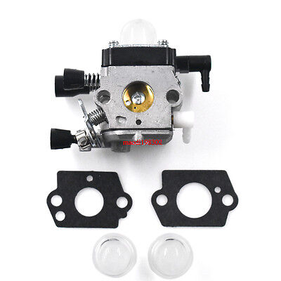 Carburetor Fit ZAMA C1Q S66 S186 S97 Carb STIHL FS45 FS55 Trimmer 4140 120 0619 764560225623 EBay