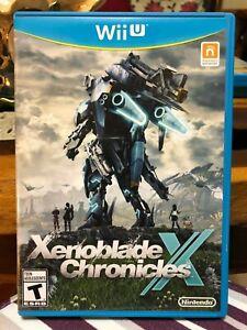 Nintendo Wii U Game Xenoblade Chronicles X (Very Low Price!)