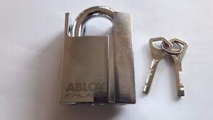 Abloy-342C-HIgh-Security-Padlock-Keying-Platform-Classic-2-Keys-TOP-PRICE