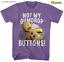 Gingerbread Man /'GINGY/' Not my gumdrop buttons Shrek Movie Tee Shrek T-Shirt