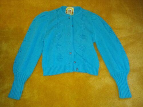 Salzburger Trachten Austrian Knit Wool Sweater, Ve
