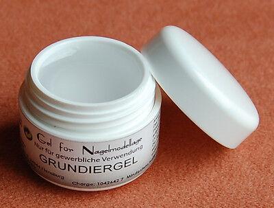 Grundier Haftgel Basisgel  UV CCFL Gel 5 ml