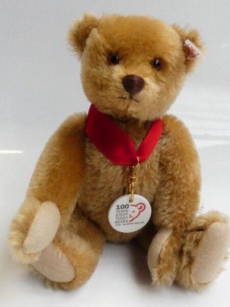 ST 106 Steiff Teddybär 100 Jahre Steiff Steiff Steiff 26 cm 00809 4e59ca