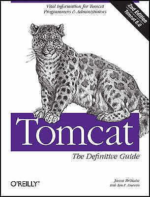 1 of 1 - Good, Tomcat: The Definitive Guide, Ian F. Darwin, Jason Brittain, Book