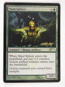1x Foil Maul Splicer Magic the Gathering MTG Promo