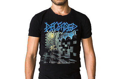Deceased The Blueprints For Madness 1995 Album Cover T-Shirt