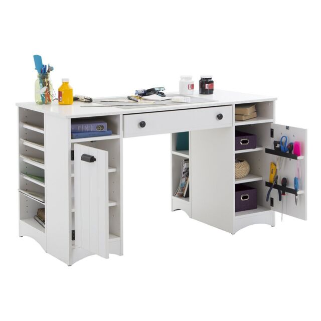Small Table Craft Table For Adults Kids Child Art Desk Storage