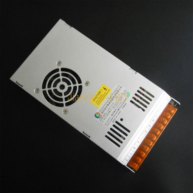 AC TO DC 12V 30A 360W Switch Power Supply Transformer for LED Strip light CCTV