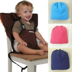 Miraculous Details About Easy Seat Portable Travel High Chair Safety Washable Cloth Harness For Infant Ocoug Best Dining Table And Chair Ideas Images Ocougorg
