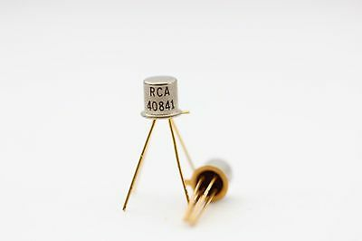 40841 GOLD RCA TRANSISTOR NOS( New Old Stock) 1PC C351U3F210617