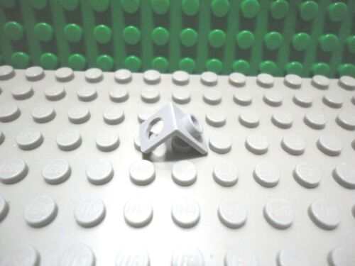 Lego mini figure 1 Light Bluish Gray Neck Bracket Holder Back Plate NEW