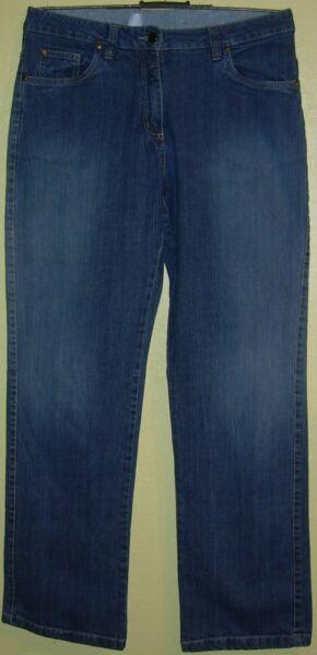 15) Stanziamenti Fantastica Blu Donna Jeans Elasticizzati Tg 42 Dell'azienda Oecilia Classic Con Il Miglior Servizio