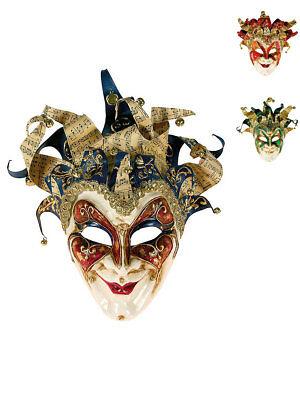 """Maschera veneziane /""""harlekina/"""" MASCHERA Carnevale Carnevale"""
