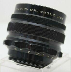 MIR-1 Grand Prix Wide Angle 2.8/37 Lens M42 Full Frame
