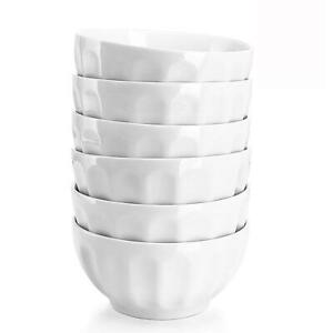 Sweese-106-001-Porcelain-Fluted-Bowl-Set-26-Ounce-for-Cereal-Salad-and-Soup